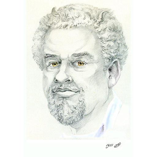 Portrait Mikhael Porada