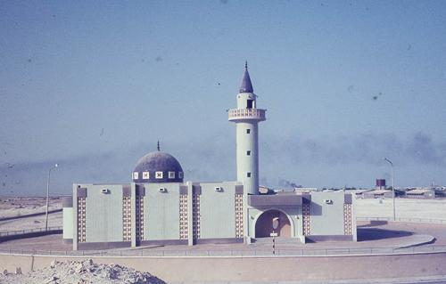 Ras Al Khayma mosquee