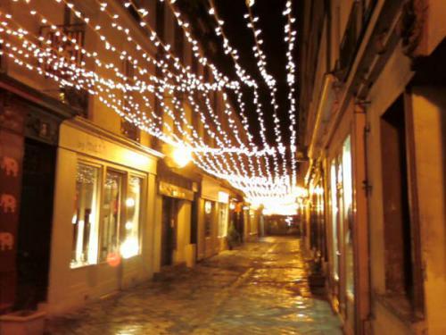 Versailles Passage à Noël